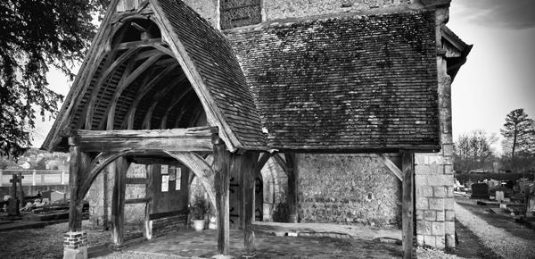 Exposition Porches d'églises du Pays d'Auge à Mézidon-Canon