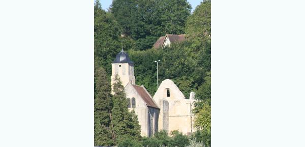 Le Prieuré Saint Arnoul sur Touque