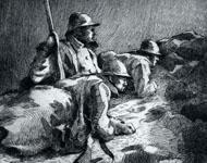 Augerons dans la Grande Guerre