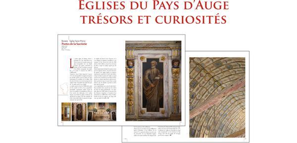 Eglises du Pays d'Auge - trésors et curiosités