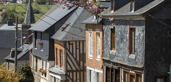 Bourgs et villages du Pays d'Auge