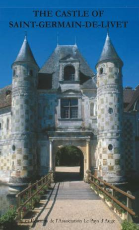 The castle of Saint-Germain-de-Livet