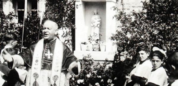Oratoires à la Vierge : du nouveau !
