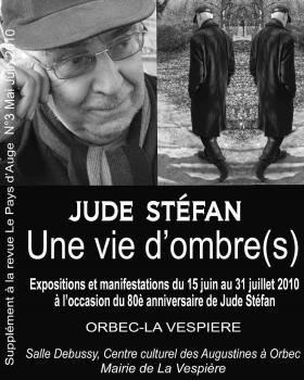 Jude Stéfan une vie d'ombre